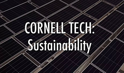 Cornell Tech: Sustainability